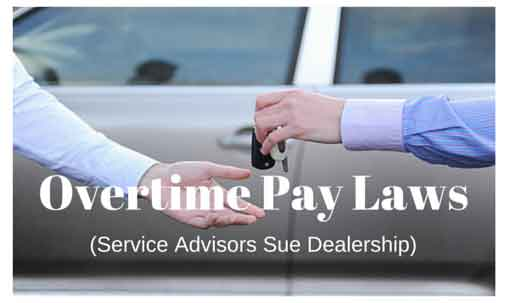 How To Sue A Car Dealership Service Department