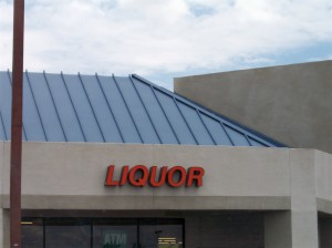 Liquor Store Human Trafficking Notice