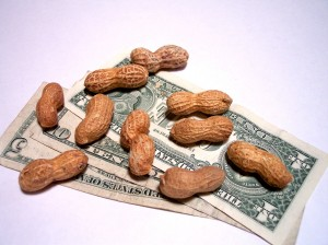 Employee Payroll Tax Peanuts