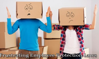 Frustrating Employee Protection Laws