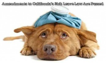 Amendments-to-California's-sick-leave-law-are-passed