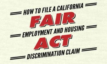 fair employment and housing act discrimination