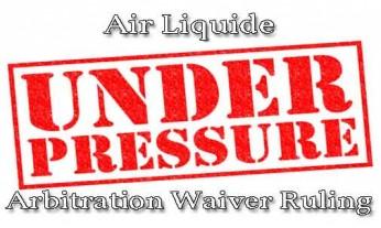 arbitration waiver