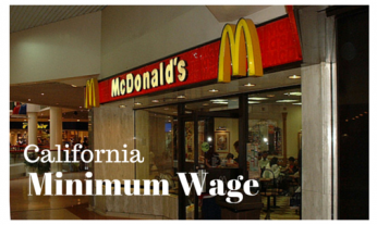 California Minimum Wage