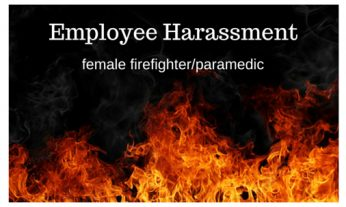 Employee Harassment
