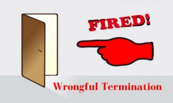Wrongful Termination