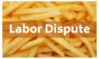 labor dispute