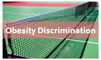 obesity discrimination