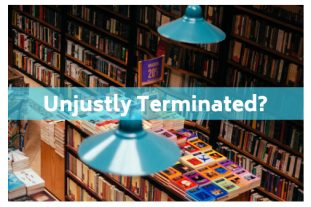 unjustly terminated