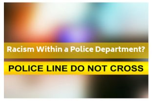 racism within police department