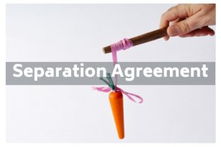 separation agreement