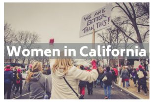 women in california