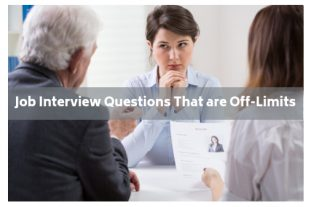 job interview questions off-limits
