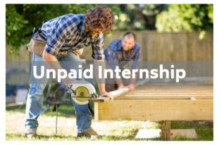unpaid internsip