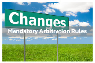 Mandatory Arbitration Mostly Prohibited in California