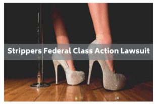 Strippers Federal Lawsuit Settlement
