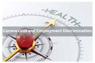 coronavirus and employment discrimination