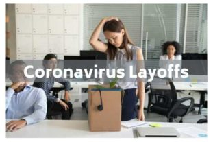 coronavirus layoffs