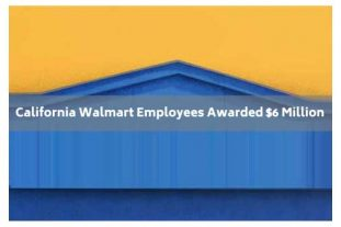 california walmart